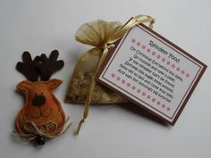 Reindeer Food - The Supermums Craft Fair