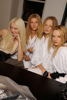 Jil Sander Spring 2010 Ready-to-Wear Beauty Photos - Vogue