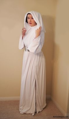 Princess Leia Costume (Updated) tutorial by Aimee Major