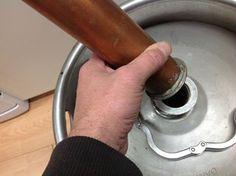 Build a Keg Still for Whiskey (Pot Still Design) : 12 Steps - Instructables Homemade Alcohol, Homemade Liquor, Scotch Whiskey, Irish Whiskey, Reflux Still, Whiskey Still, Bakers Yeast, Yeast Starter, Hard Apple Cider