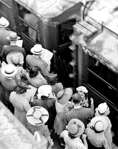 A photo by John Vachon, Chicago, 1941