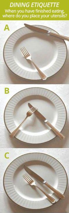dining etiquette 2
