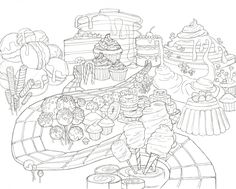 candyland coloring pages 3696 candyland castle colouring pages candyland coloring pages 3696 candyland castle colouring pages ideas gallery free - Candyland Pictures To Color
