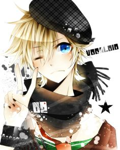 Kagamine Len | Vocaloids #anime #illustration