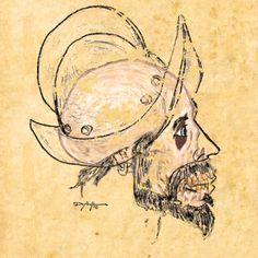 The Conquistador by artist DePaula