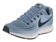 Nike Women's Air Zoom Pegasus 34 Running Shoe Blue (10)