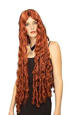 Forum Novelties Women's Mesmerelda Wig, Auburn, One Size Forum Novelties http://www.amazon.com/dp/B0052B7X3O/ref=cm_sw_r_pi_dp_dcIiub1XB7986