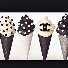 Chanel ice cream