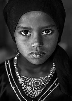 Miss Saida Mohamed, Afar Tribe Girl, Assayta, Ethiopia   Flickr - Photo Sharing!