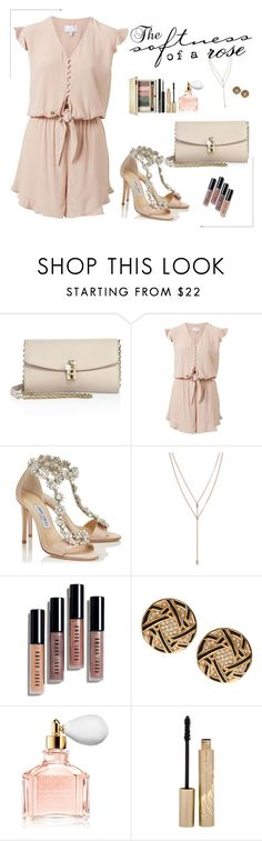 """Untitled #137"" by starshineb ❤ liked on Polyvore featuring Dolce&Gabbana, Witchery, Vince Camuto, Bobbi Brown Cosmetics, Christian Dior, Guerlain, Stila and NYX"