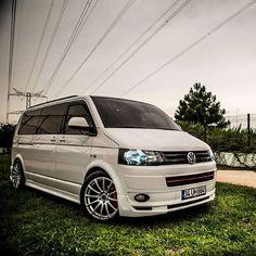 Vw Transporter Conversions, Vw Transporter Van, Vw Camper, Campers, Vw T5 Campervan, Vw Caravelle, Combi Wv, T6 California, Cool Vans