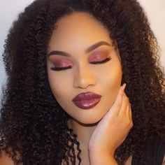 """5,338 Likes, 22 Comments - DOSE of COLORS (@doseofcolors) on Instagram: """"Can't take our eyes off of you... @napturalelenore  Lips: @doseofcolors •Knock On Wood• liquid…"""""""