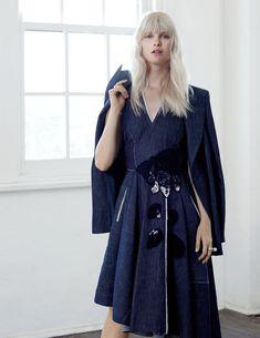 visual optimism; fashion editorials, shows, campaigns & more!: hannah by jordan graham for elle australia march 2015