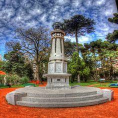 Jardin Botanico, Buenos Aires