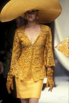 Christian Dior, 1992                                                                                                                                                                                 More