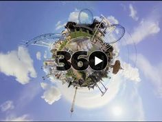 360° video panorama technology, a new experience! presented by Finwe.fi