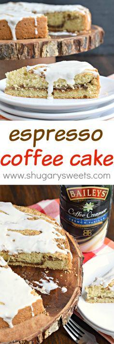 Espresso Coffee Cake