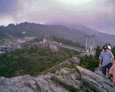 grandfather mountain nc   photo