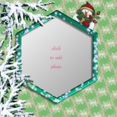h4mr - christmas Christmas Frames, Home Decor, Homemade Home Decor, Decoration Home, Interior Decorating