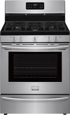 nice ovens. Frigidaire Gallery 50 Cu Ft SelfCleaning Freestanding Gas Convection Range Nice Ovens S