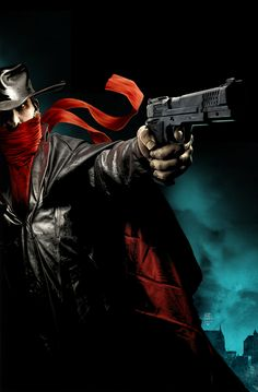 The Shadow. Issue #9 - illustrated by Tim Bradstreet