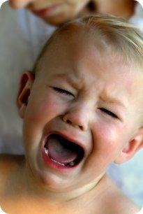 ¿Qué causa una rabieta de tu niño?