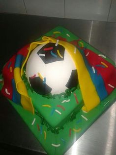 Colombian cake Colombia Soccer, My True Love, Birthdays, Passion, Cakes, Drinks, Inspiration, Pastries, Food Cakes