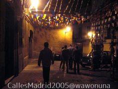 マドリッドの通り/ Calles de Madrid 2005 / C.Almendro/La Latina  #madrid #calles #マドリードの通り #マドリード #マドリッド #callealmendro