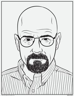 11 Breaking Bad Coloring Book Ideas Breaking Bad Coloring Books Coloring Pages