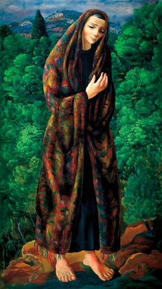 Moise Kisling 1891-1953 (French) Myriam, 1950 oil on canvas #miriam
