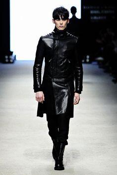 Evil looking coat