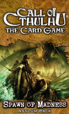 Call of Cthulhu: The Card Game – Spawn of Madness Asylum Pack
