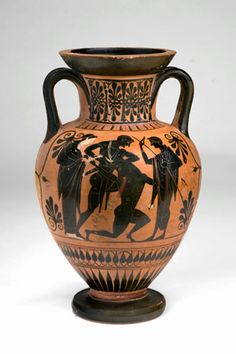 Scenes from Myths and Daily Life: Ancient Mediterranean Pottery  from the Collections of the Phoebe A. Hearst Museum of Anthropology