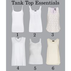 Fifty, not Frumpy: Tank Tops to the Rescue!