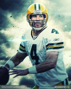 Brett Favre, Green Bay Packers                                                                                                                                                                                 More