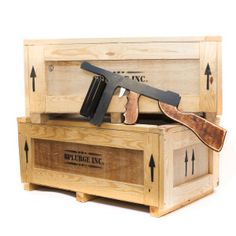 Classic Style Bugsy Malone Splurge Crates