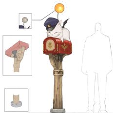 Final Fantasy XIV: A Realm Reborn   Moogle Delivery Box