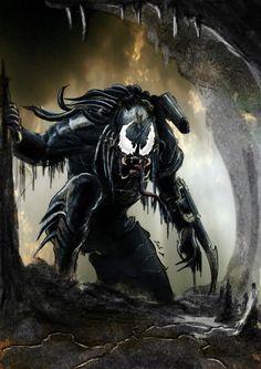Venom Predator by Gabriel Weisz