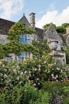 In the hills of southwest England, the writer and his wife, the novelist Annalena McAfee, have surrounded their home with untamed delight.