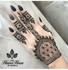 Flawless Henna from the Henna House