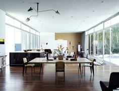 Strick House by Oscar Niemeyer