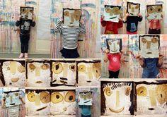 les petites têtes de l'art: Nos petites têtes de l'art du jeudi