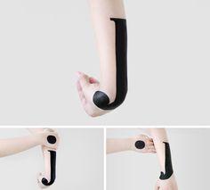Typographie main - J