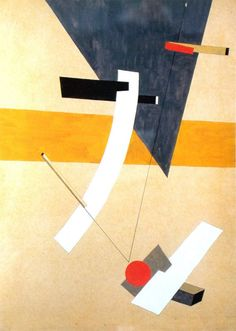 el lissitzky paintings - Google Search