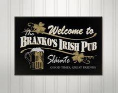 Résultats de recherche d'images pour «irish pub signs»