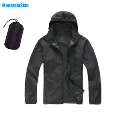 Buy Waterproof Jackets for Camping - Men&Women Quick Dry Skin Jackets Waterproof Anti-UV Coats Outdoor Sports Brand Clothing Camping Hiking Jacket - Hiking Jacket, Rain Jacket, Cargo Jacket, Jacket Men, Bomber Jacket, Coats For Women, Jackets For Women, Men's Jackets, Outfit Man