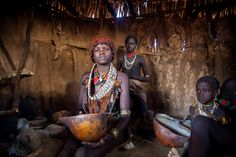 first pictures of africa hut inside - Google Search