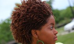 """I did Finger coil out today and I really like it, look real nice on me had a lot of comments today check out the""""Curly Fro Tutorial"""" you might like it too"""