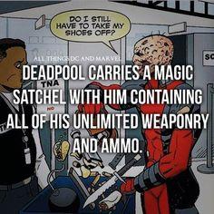 #Deadpool by allthingsdcmarvel x #epicshowtime