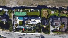Lululemon co-founder Chip Wilson's sprawling home. at 3085 Point Grey Road in Kitsilano. is BC's most valuable property, standing at $75.8 million as of July 2016